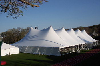 Century Tent & Century tents frame tents pole tents marquees and free-standing ...