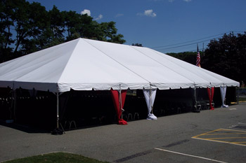 Navi-Trac Tent & Century tents frame tents pole tents marquees and free-standing ...