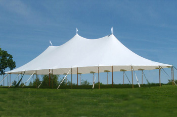 Stillwater Tents & Century tents frame tents pole tents marquees and free-standing ...